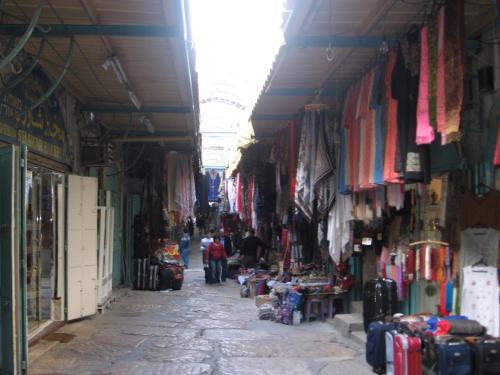IERUSALIM-Bazarul (1)