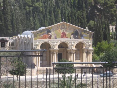 IERUSALIM-Biserica Agoniei (1)