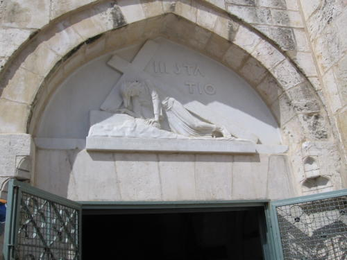 IERUSALIM-Drumul crucii (3)