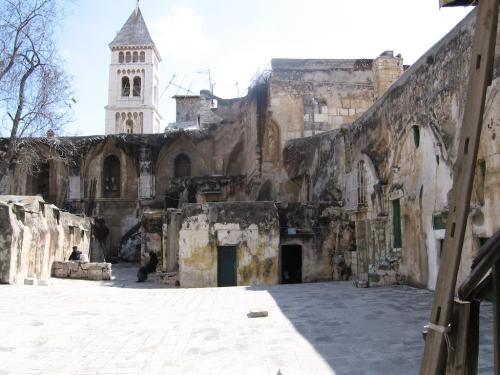 IERUSALIM-Minastire Copta (1)