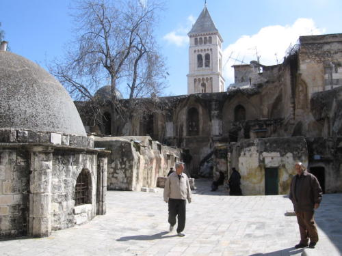 IERUSALIM-Minastire Copta (2)