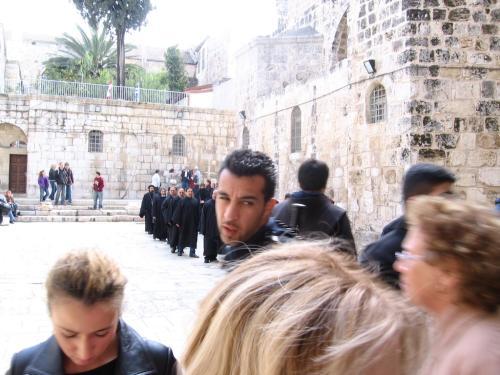 IERUSALIM-Minastire Copta (3)