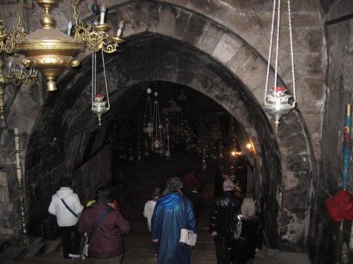IERUSALIM-Mormintul Maicii Domnului (1)