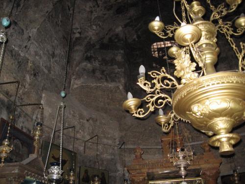 IERUSALIM-Mormintul Maicii Domnului (2)