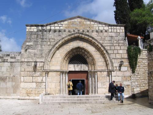 IERUSALIM-Mormintul Maicii Domnului (4)
