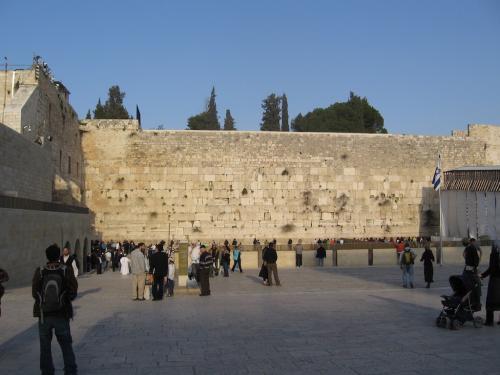 IERUSALIM-Zidul Plingerii (1)