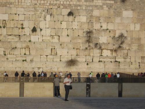 IERUSALIM-Zidul Plingerii (3)