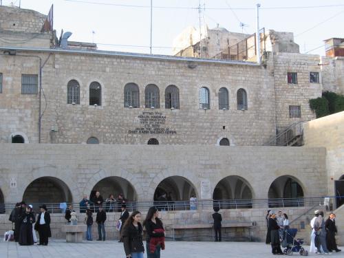 IERUSALIM-Zidul Plingerii (5)