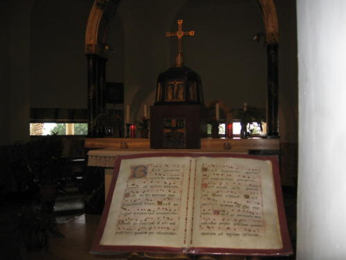 La biserica Sf Petre (5)