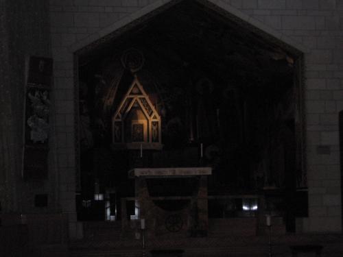 NAZARET-Biserica tuturor natiilor (2)