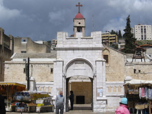 NAZARET-Biserica tuturor natiilor (4)