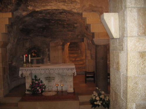 NAZARET-Biserica tuturor natiilor (8)